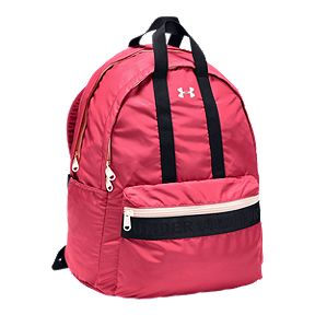 cba49cada23 Under Armour Women's Favourite Backpack - Impulse Pink