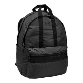 afd02b0bfda Under Armour Women's Favourite Backpack - Jet Grey/Black