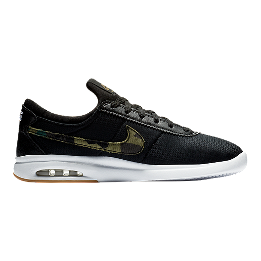 30ca888307 Nike Men's SB Air Max Bruin Shoes -Black/White | Sport Chek