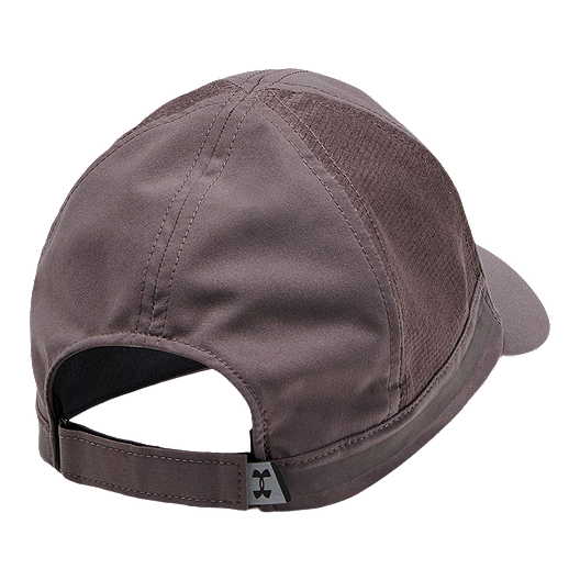 93bec9030aecf Under Armour Women s Fly By Run Hat - Taupe