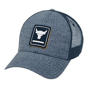 outlet store b0290 a99ae Under Armour Men s Project Rock ATB Trucker Hat - Academy