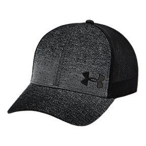 5a1edc159d727 Under Armour Men s Vanish Trucker Hat - Black