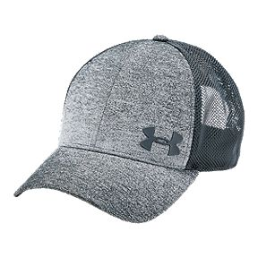 reputable site ada08 82636 Under Armour Men s Vanish Trucker Hat - Grey