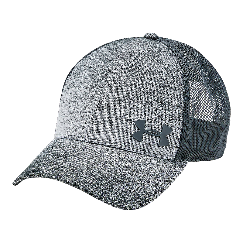 25e6b365 Under Armour Men's Vanish Trucker Hat - Grey | Sport Chek