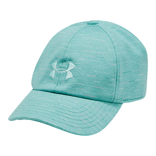 98cab125a Under Armour Girls' Space Dye Renegade Hat - Teal