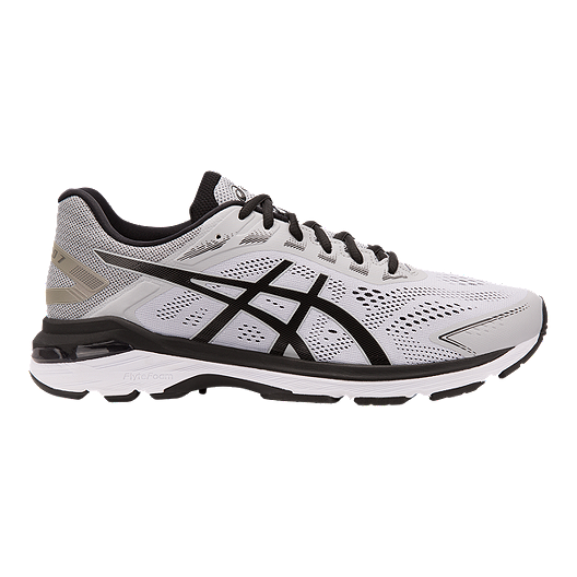 f91c4545a8b ASICS Men s GT 2000 7 2E Running Shoes - Grey Black
