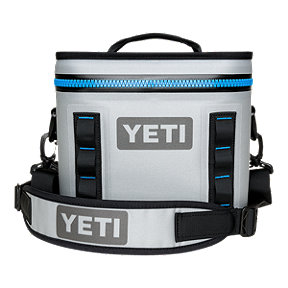YETI Hopper Flip 8 Cooler - Fog Grey