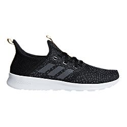 best website f345b 35753 image of adidas Women s Cloudfoam Pure Shoes - Core Black Grey with  sku 332682599