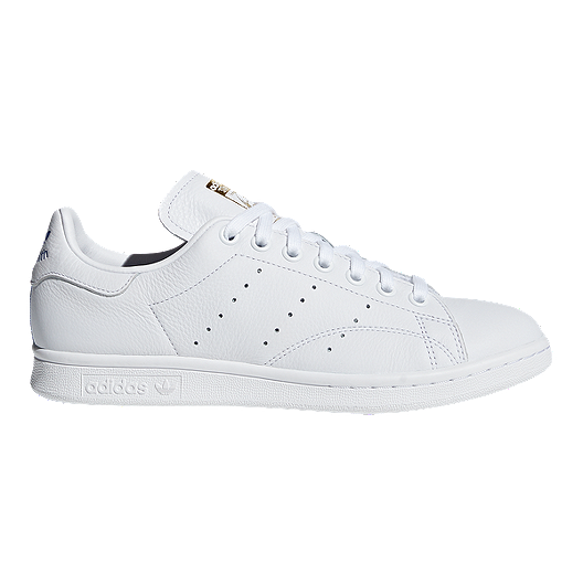 save off a8949 a7330 adidas Women's Stan Smith Shoes - White/Real Lilac/Raw Gold