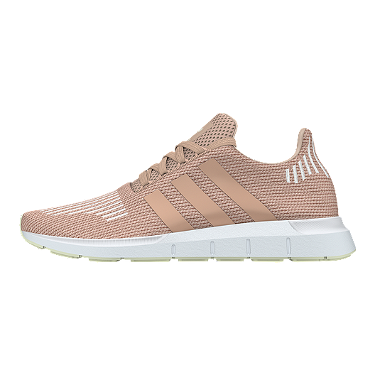 low priced 07bba cb46c adidas Women's Swift Run Shoes - Ash Pearl/Off White