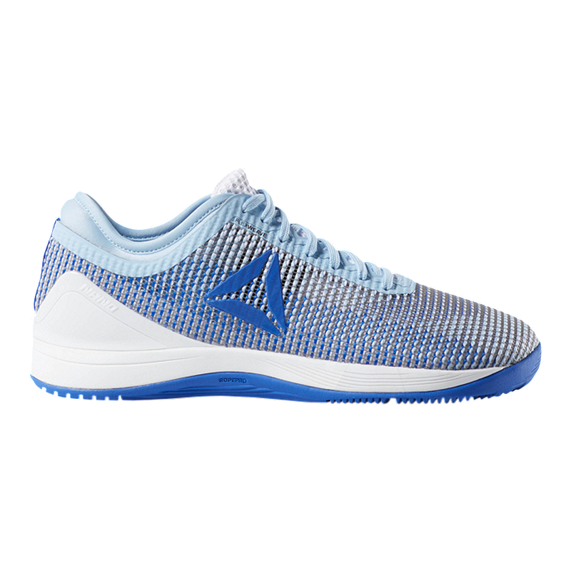 Reebok Women's CrossFit Nano 8 Training Shoes WhiteCobalt