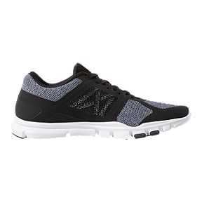 12ea6f704122 Reebok Women s Yourflex Trainette Training Shoes - Black White