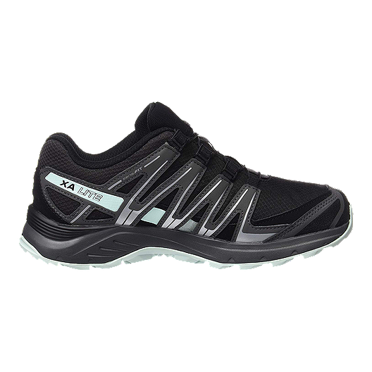 ab26d3ad2213 Salomon Women s XA Lite GTX Trail Running Shoes - Black