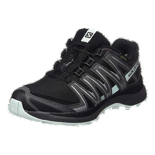 Großhandelspreis ausgereifte Technologien attraktive Mode Salomon Women's XA Lite GTX Trail Running Shoes - Black ...