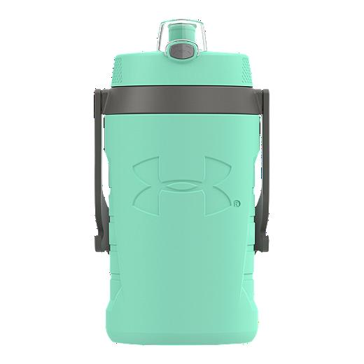 de33af89a8 Under Armour Sideline 1.9L Foam Insulated Hydration Bottle - Crystal |  Sport Chek