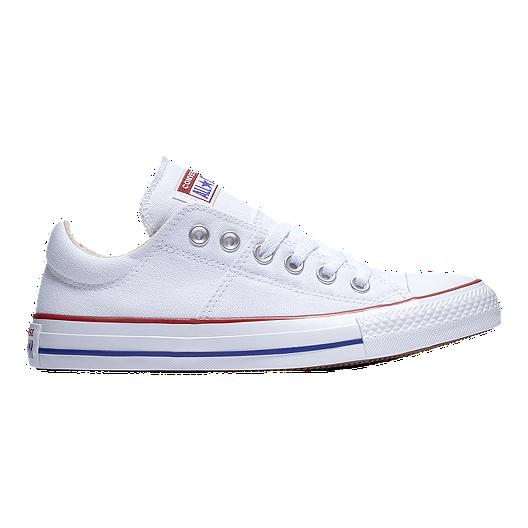 f8b5ab4174573e Converse Women s Madison Shoes - White