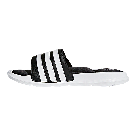 competitive price 8c0b2 4a230 adidas Men's Superstar 5G Sandals - Black/White