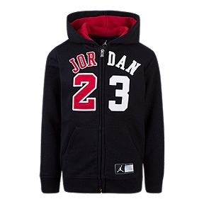 08a9b4dba6517b Jordan Boys  Flight History Full Zip Hoodie