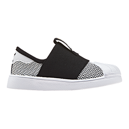 low priced 30fbf 0dfb5 adidas Toddler Superstar 360 Summer Shoes - Core Black White   Sport Chek