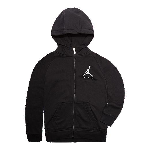 9ef082c83bf Jordan Boys' Jumpman Fleece Full Zip Hoodie | Sport Chek