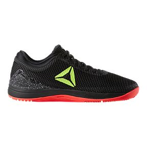 c2ac16f9a5a Reebok Men s Crossfit Nano 8 Training Shoes - Red Lime White