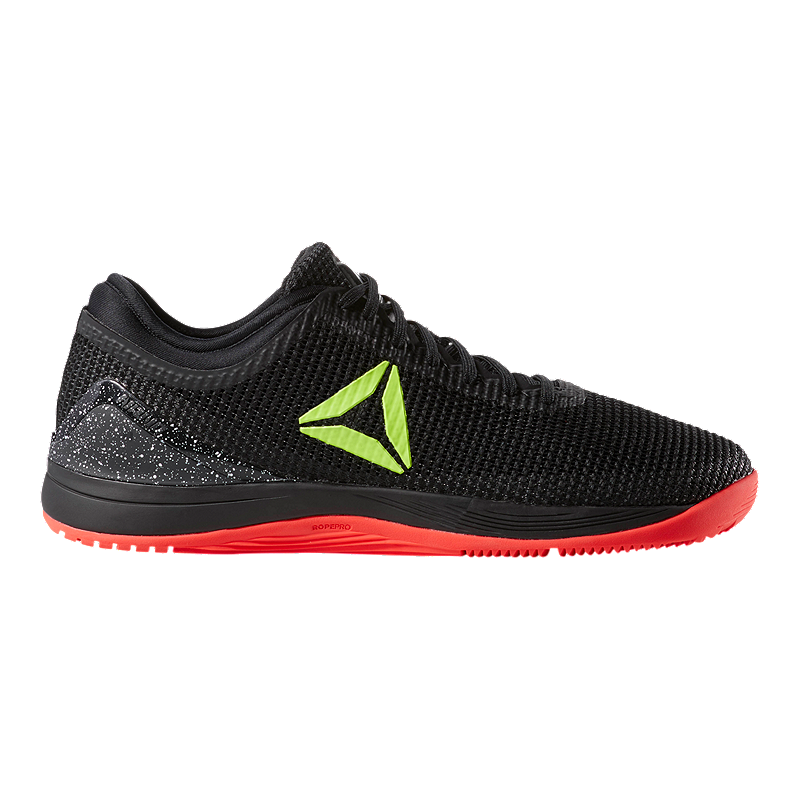 4422edcc6f6 Reebok Men s Crossfit Nano 8 Training Shoes - Red Lime White