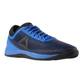 0a8565de887d Reebok CrossFit Nano 8 Flexweave Training Shoes - Blue Black