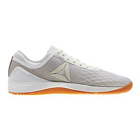 9aaaedaef2ef Reebok Men s Crossfit Nano 8 Training Shoes - White Gum