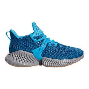 b2879168a6d39 adidas Boys  Alphabounce Instinct Running Shoes - Blue