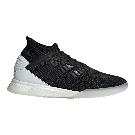 3a9d933ef adidas Men's Predator Tango 19.1 Indoor Court Shoes - Black/White - BLACK
