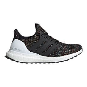 c5661059a177 adidas Girls  Ultraboost Grade School Shoes - Core Black White Active Red