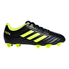 16f08faf3 adidas Boys  Grade School Copa 19.4 Firm Ground Shoes - Black Green