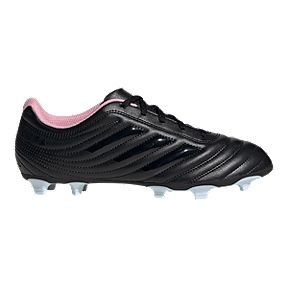 7376ec4e848 adidas Women s Copa 19.4 Firm Ground Shoes - Black Pink Clear