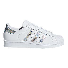 adidas Girls  Superstar Shoes - White ac9a0cbf8