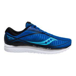 d26ecd0f4 Saucony Men's Everun Kinvara 10 Running Shoes - Blue/Black