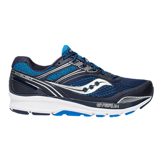 c8fac5ae Saucony Men's Echelon 7 Wide Running Shoes - Navy/Blue