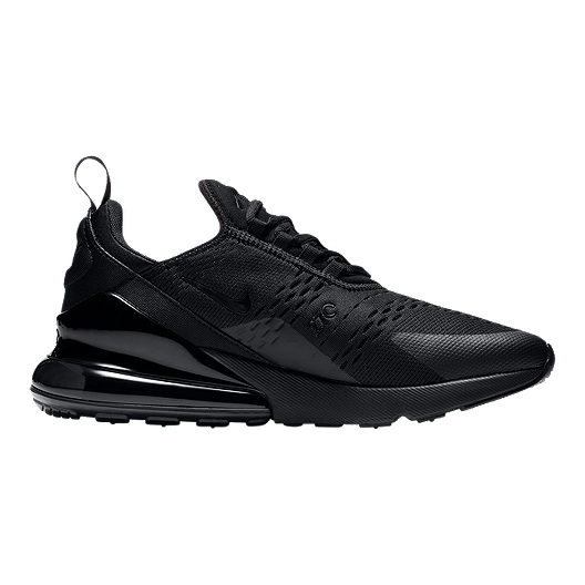 Nike Men's Air Max 270 Shoes Black
