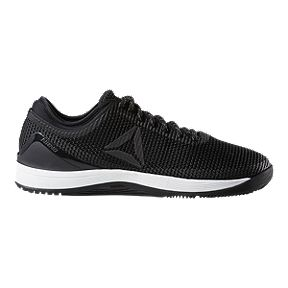 2de57dfd00a Reebok Men s CrossFit Nano 8 Training Shoes - Black White