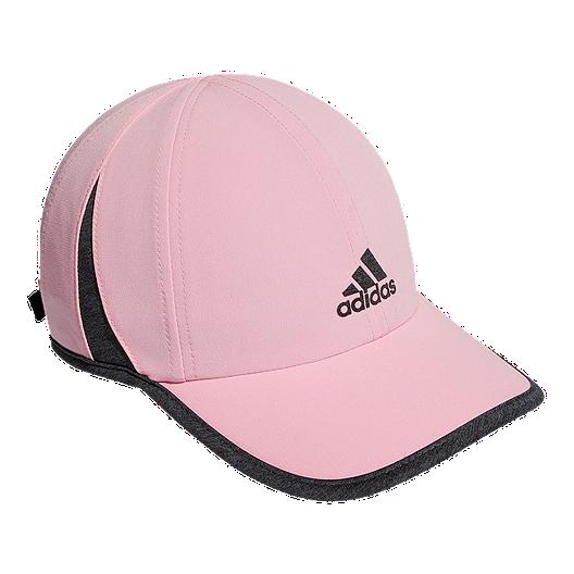 99d94944e adidas Women's Superlite Run Hat - True Pink