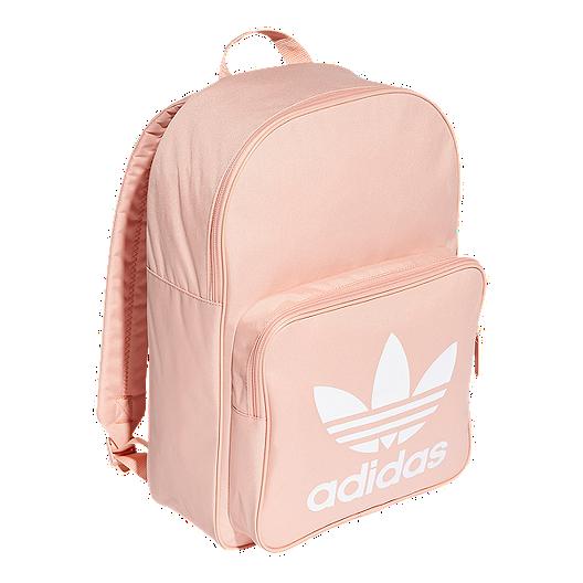 e1cb7d351 adidas Originals Classic Trefoil Backpack - Dust Pink   Sport Chek