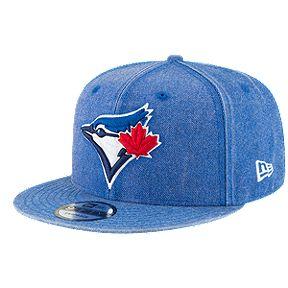 ed7fb7e27 Toronto Blue Jays New Era Rugged Heather 9TWENTY Cap