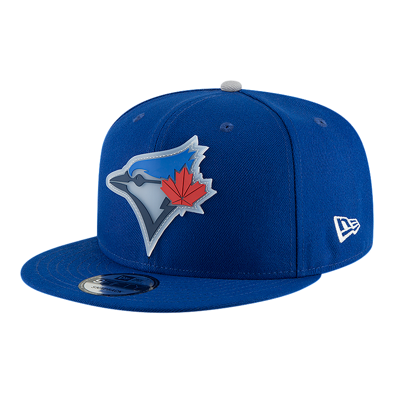 ba48824a77 Toronto Blue Jays New Era Team Cleared 9FIFTY Cap