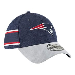 New England Patriots Home Sideline 39THIRTY Cap df0daa33f56