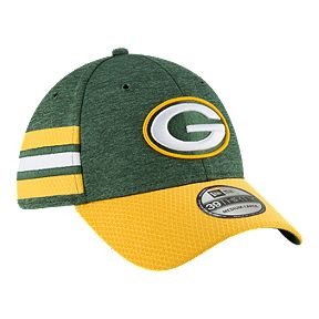 0837efad75791 Green Bay Packers Home Sideline 39THIRTY Cap