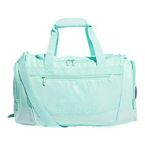 f23b77eb3f5fd adidas Defender Small Duffel Bag - Clear Mint