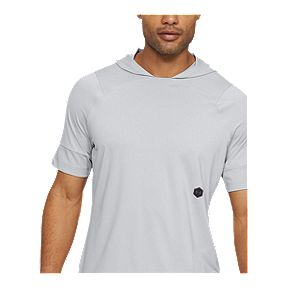 9b10048dc Under Armour Men's Rush™ Fitted Short Sleeve Hoodie