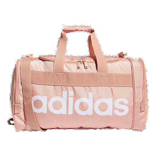 3b37070da17135 adidas Santiago Duffel Bag - Dust Pink | Sport Chek