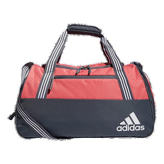 d0e0d7ebe09 adidas Squad III Duffel Bag - Pink | Sport Chek