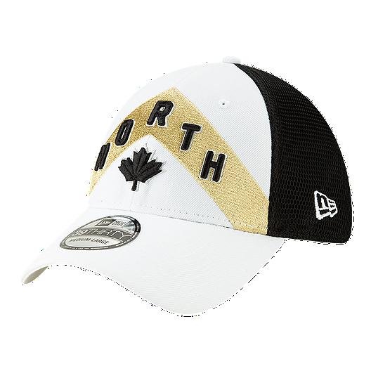 a548586a28b430 Toronto Raptors New Era City Edition 39THIRTY Cap   Sport Chek