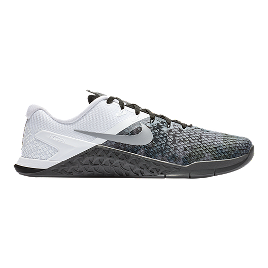 f7205bd3f Nike Men's Metcon 4 XD Training Shoes - Black/Grey/White | Sport Chek